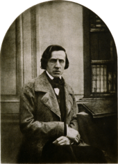 Only known photo of Chopin